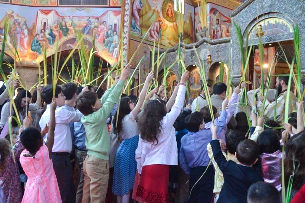 Orthodox Palm Sunday