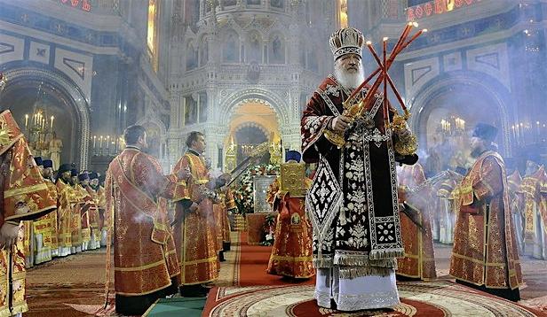 Orthodox pascha