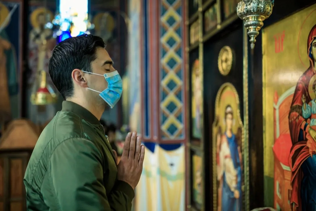 religious worship in time of spiritual crisis