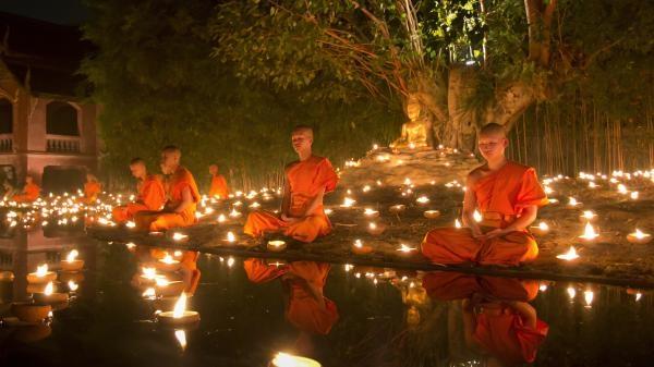 Theravadan New Year