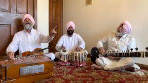 Sikhs at Worship