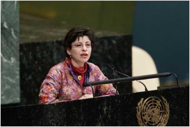 Prof. Azza Karam. Credit: United Nations