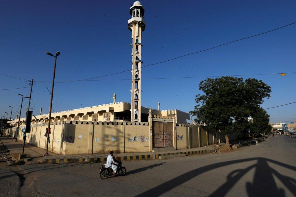 the Madni Masjid Tableeghi center