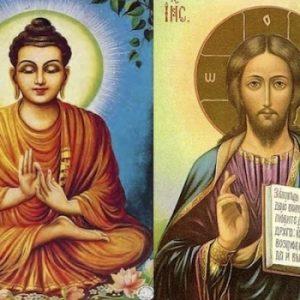 Jesus - Buddha