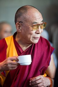 Tenzin Gyatso - the 14th Dalai Lama
