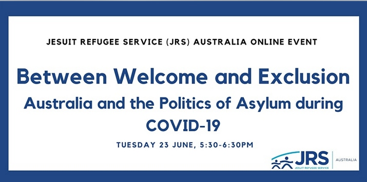 Jesuit Refugee Service - after Covid 19 seminar