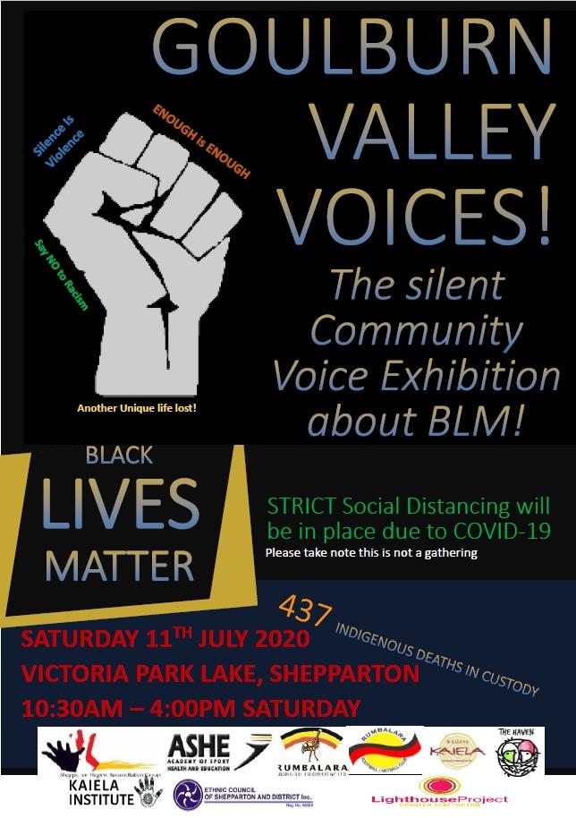 Community Voices Exhibition  Shepparton