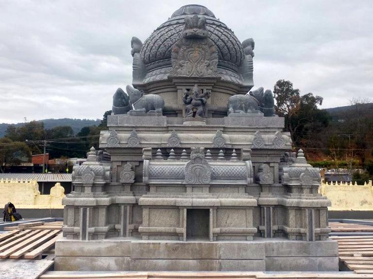 Ganesh Temple, The Basin