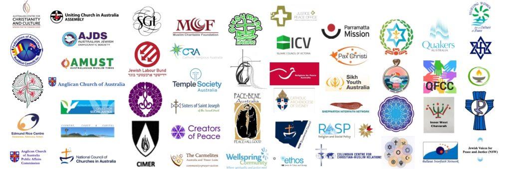 Signatories to the Interfaith Open Letter