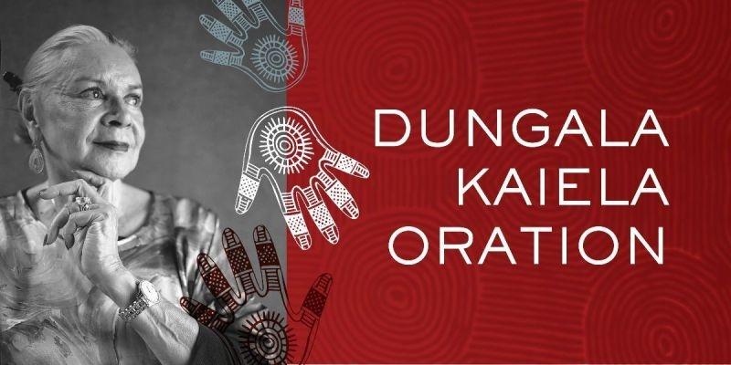 Dungala Kaiela Oration 2020