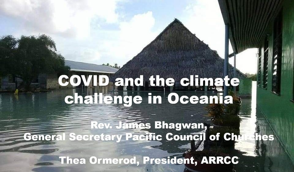 COVID and the climate challenge in Oceania