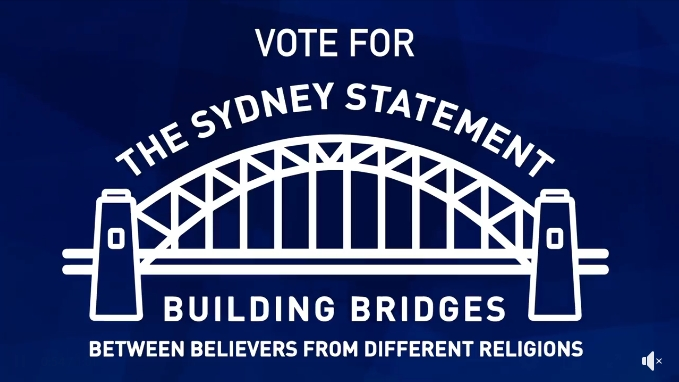 Youth Parliament of the World's Religions - Interfaith Charter, the Sydney Statement