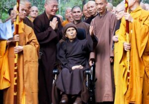 Thich Nhat Hanh's health