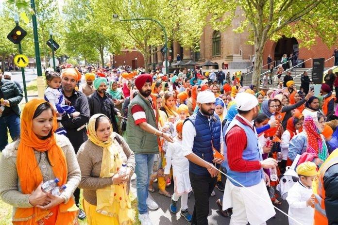 Sikh cultural activities in Bendigo, Victoria