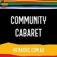 Naidoc Week Community Caberet
