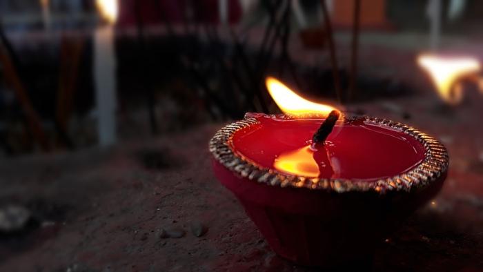 Divya lamp