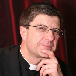 Eric de Moulins-Beaufort, president of the French Bishops' Conference