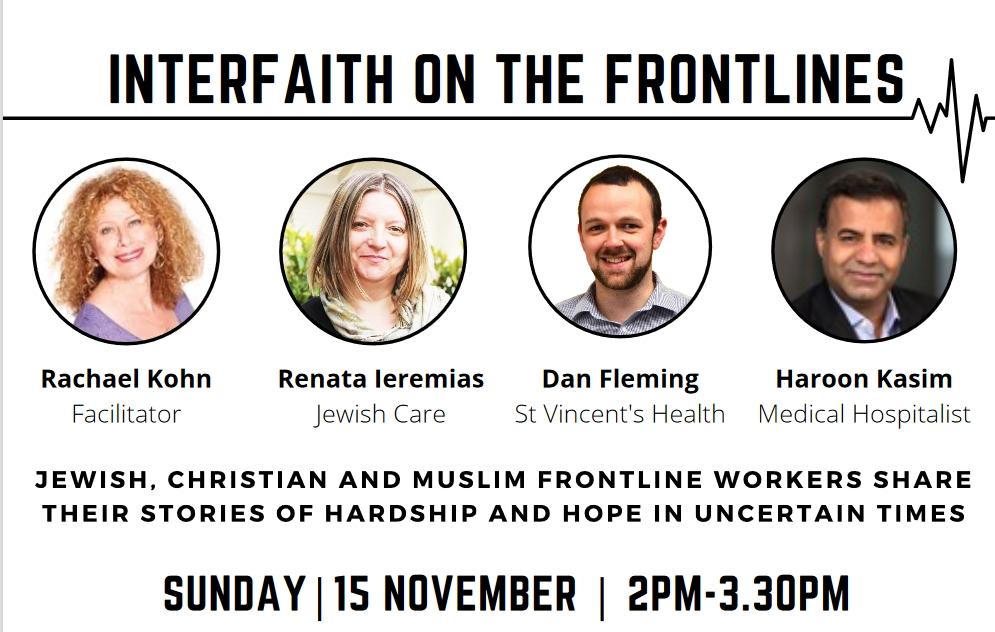 Interfaith on the Frontlines