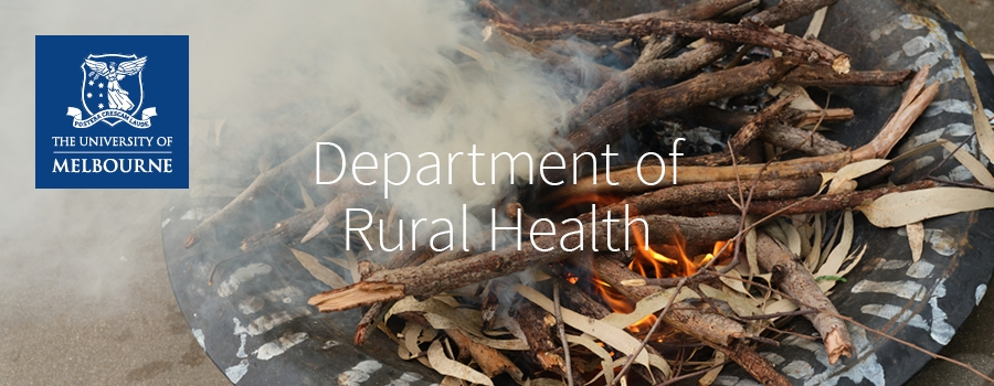 The University of Melbourne, Department of Rural Health