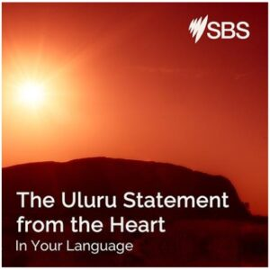 Uluru Statement from the Heart in 64 languages