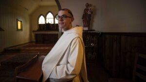 Benedictine brother Bede