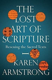 Book Cover - Lost Art of Scripture