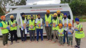 Sikh Volunteers Australia