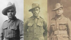 Indigenous Soldiers