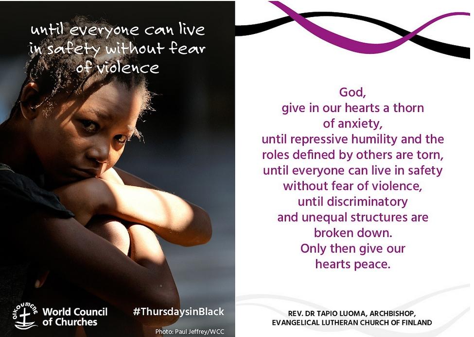 Prayers for Women around the World
