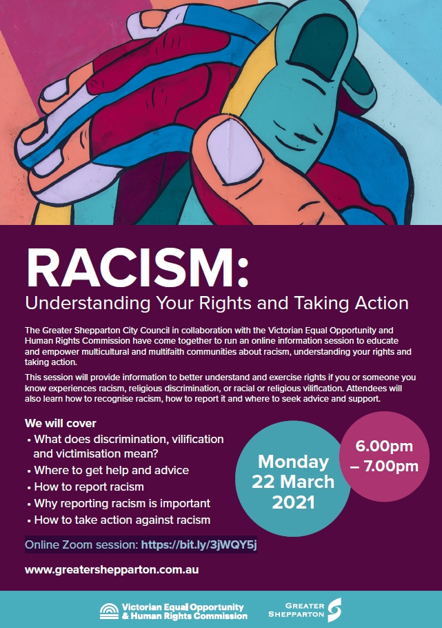 Racism: Understanding Your Rights and Taking Action