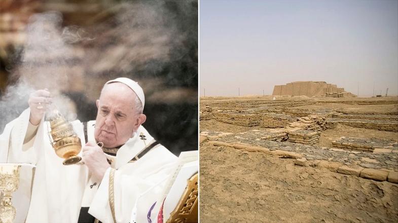Pope Francis - Ziggurat