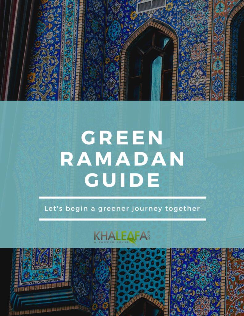 Green Ramadan Guide