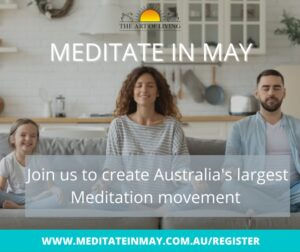 Meditate in May