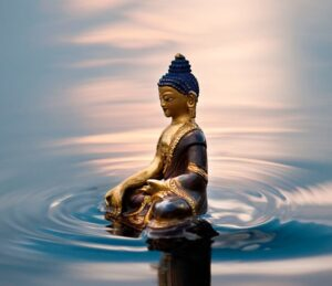 Mind and ripples outward