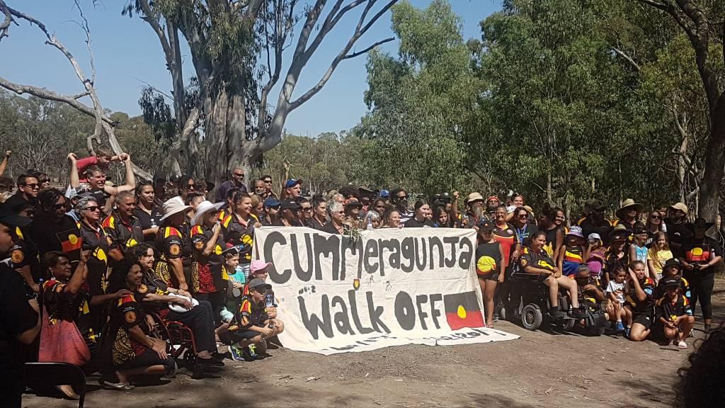 80th anniversary of the Cummeragunja walk off