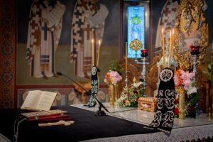 Orthodox Altar