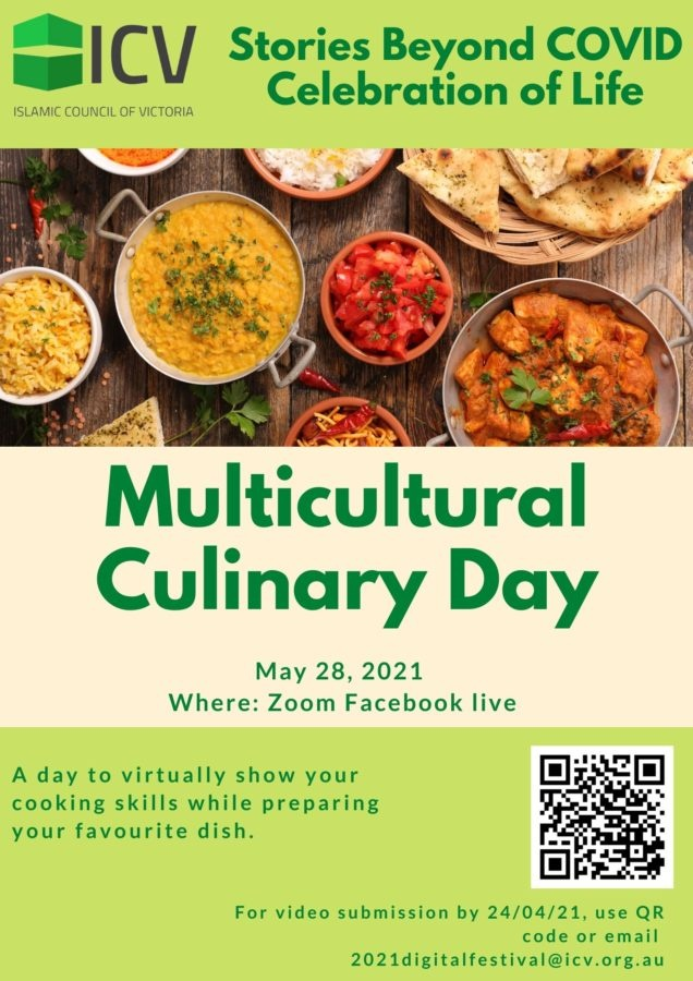 Multicultural Culinary Day