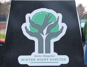 Winter Night Shelter logo